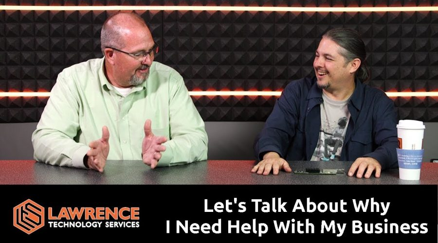 "Brett & Tom Lawrence Talk About ""Why I Need Help With My Business Strategy"""